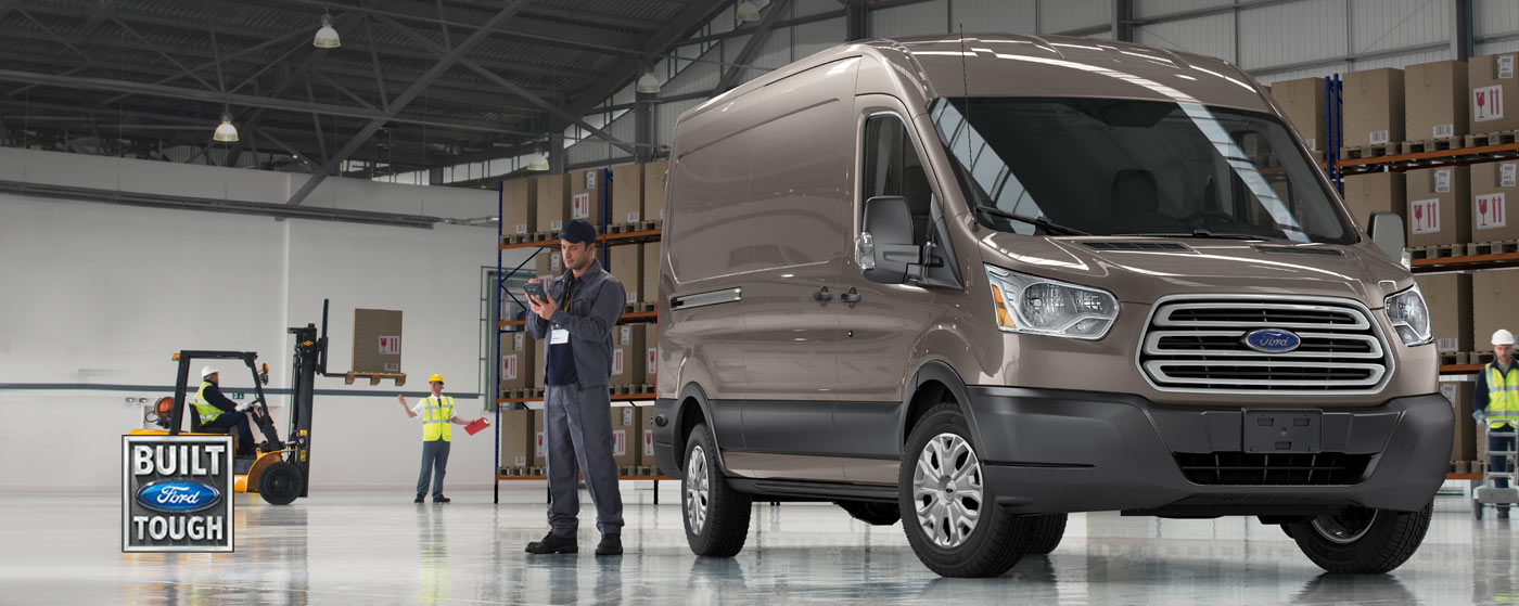 2015 Ford Transit Safety Main Img