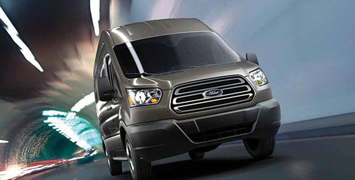 2015 Ford Transit safety