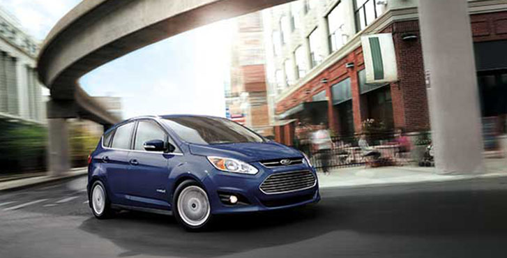 2016 Ford C-MAX performance