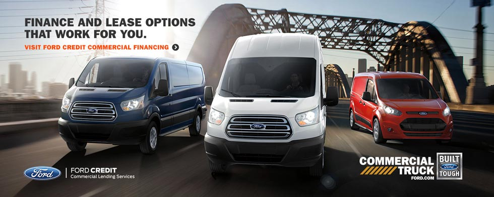 2016 Ford Commercial Vehicles Main Img