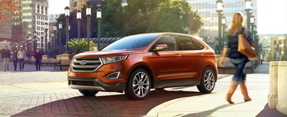 2016 Ford Edge Appearance Main Img
