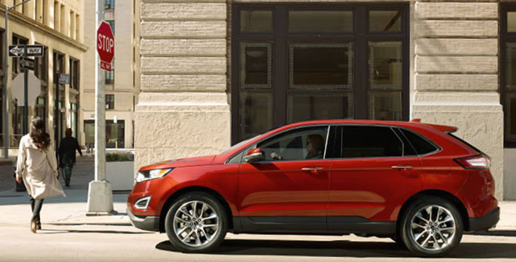 2016 Ford Edge performance
