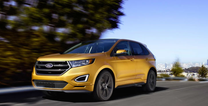 2016 Ford Edge safety