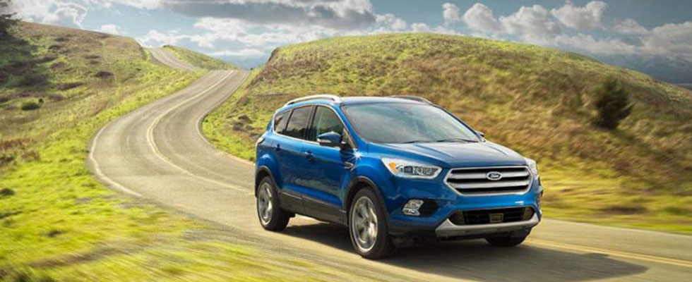2016 Ford Escape Safety Main Img