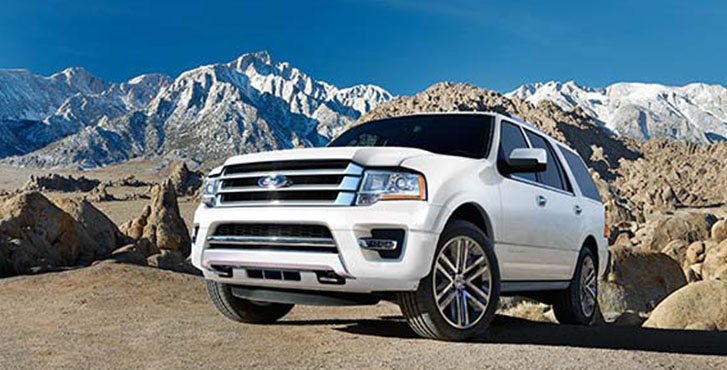 2016 Ford Expedition comfort