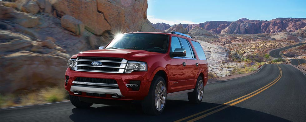 2016 Ford Expedition Main Img