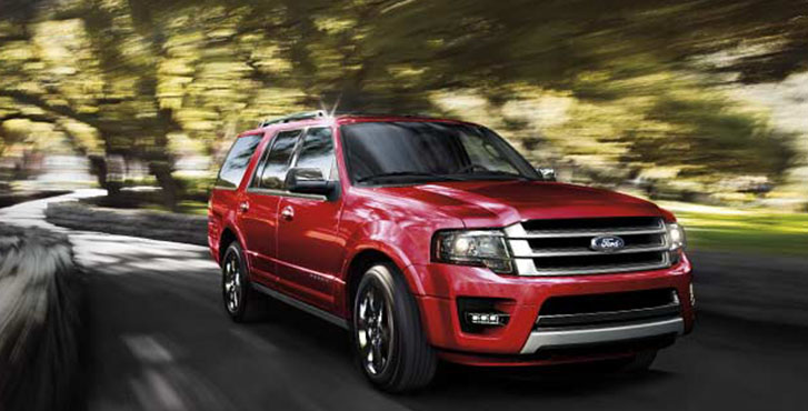 2016 Ford Expedition performance