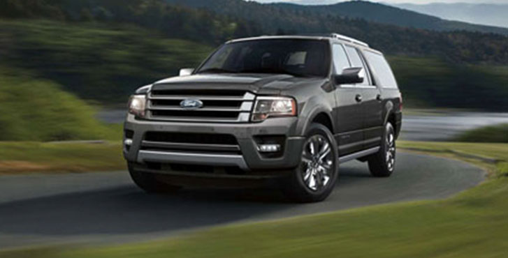 2016 Ford Expedition safety