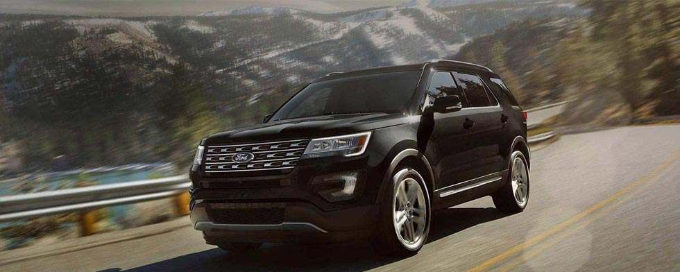 2016 Ford Explorer Appearance Main Img