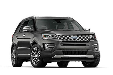 2016 Ford Explorer in Salt Lake City