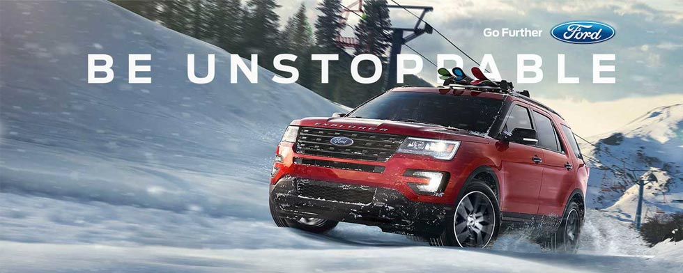 2016 Ford Explorer Main Img