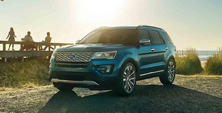2016 Ford Explorer performance