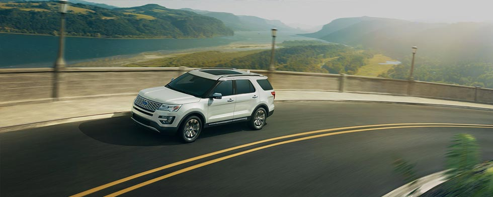 2016 Ford Explorer Safety Main Img
