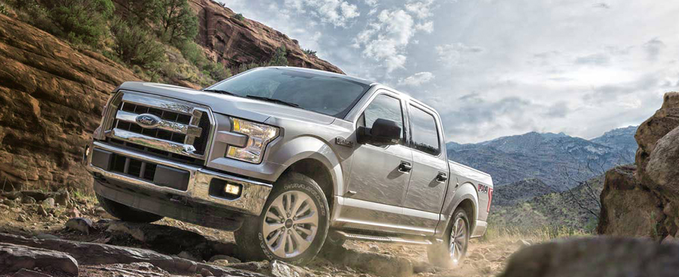 2016 Ford F-150 Appearance Main Img