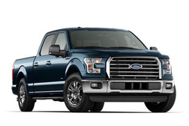2016 Ford F-150 in Conyers