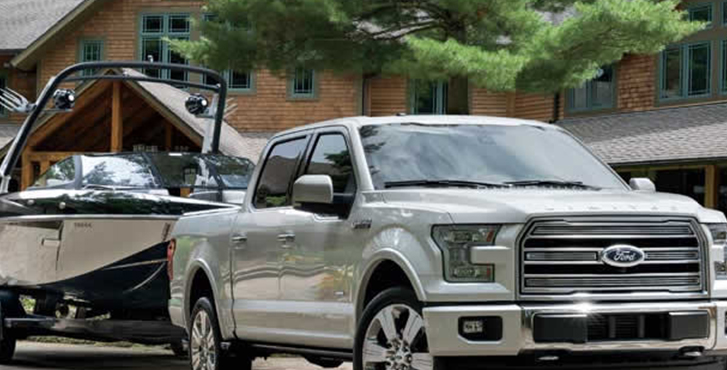 2016 Ford F-150 performance