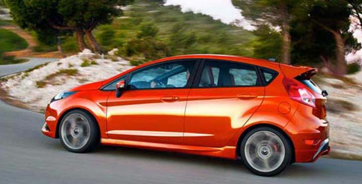 2016 Ford Fiesta performance