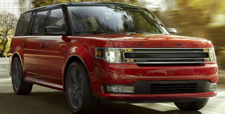 2016 Ford Flex performance