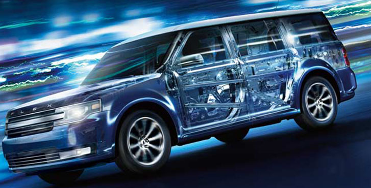 2016 Ford Flex safety