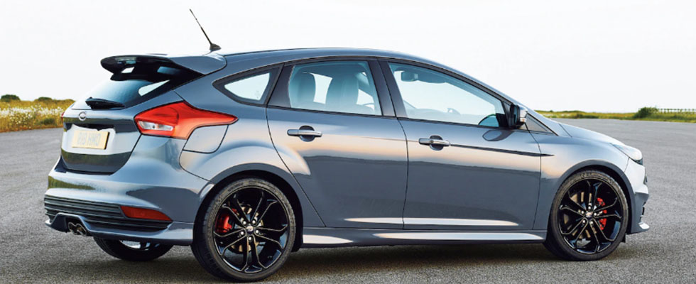 2016 Ford Focus Appearance Main Img