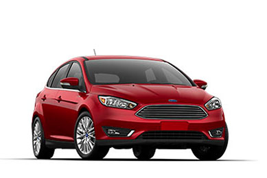 2016 Ford Focus in Salt Lake City