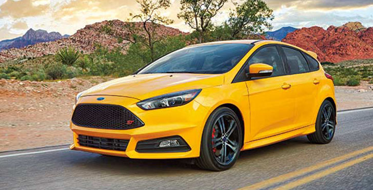 2016 Ford Focus performance