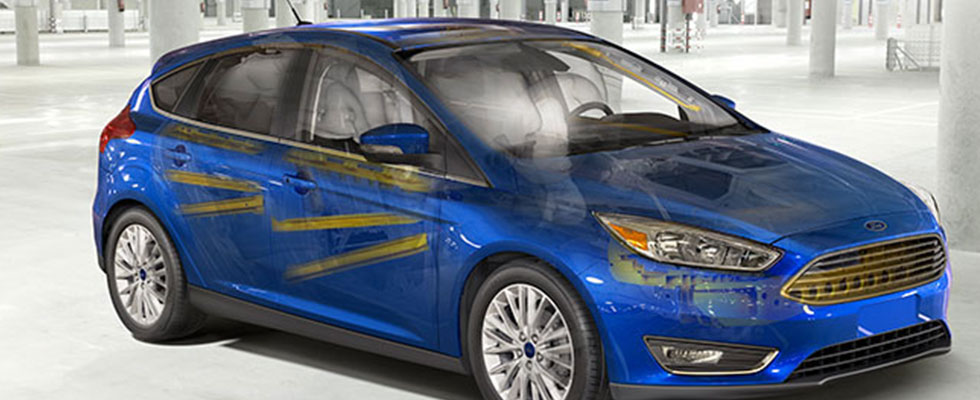 2016 Ford Focus Safety Main Img