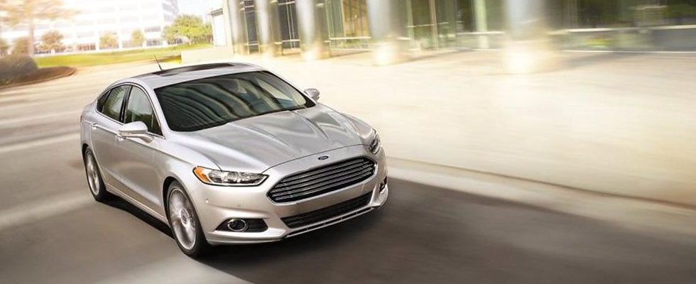 2016 Ford Fusion Appearance Main Img