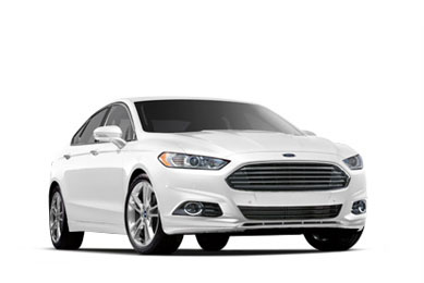 2016 Ford Fusion in Conyers