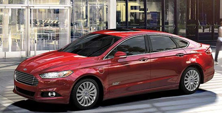 2016 Ford Fusion performance