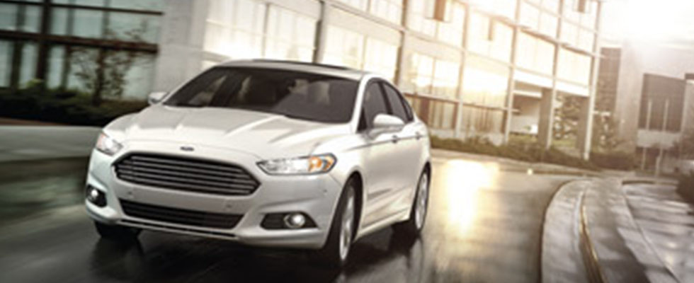 2016 Ford Fusion Safety Main Img