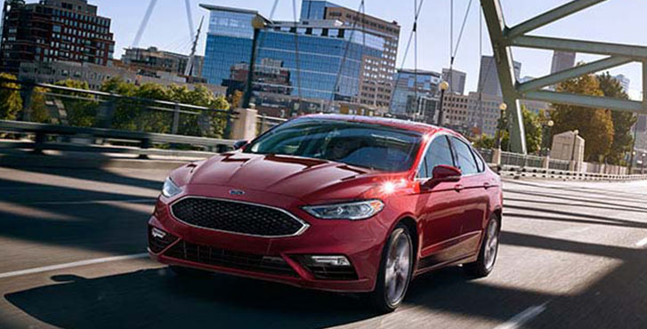2016 Ford Fusion safety