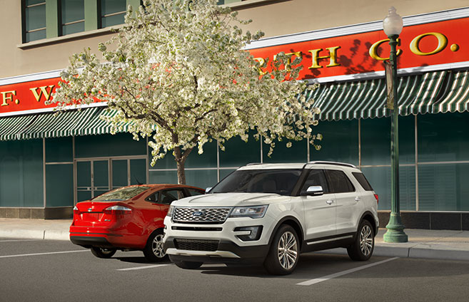 2016 Ford Explorer in Phoenix
