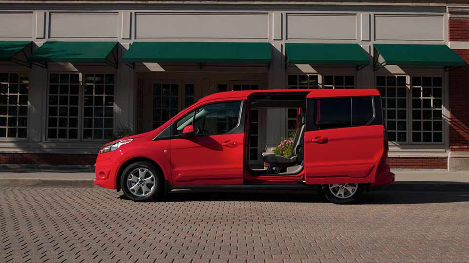 2016 Ford Transit Connect in Phoenix
