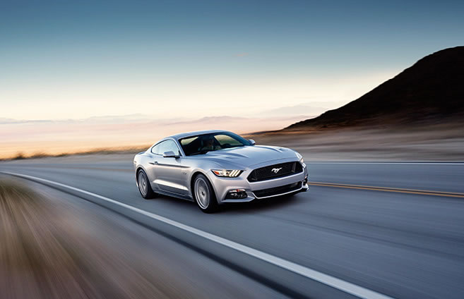 2016 Ford Mustang performance