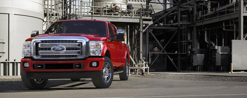 2016 Ford Super Duty Safety Main Img