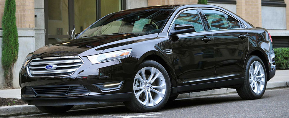 2016 Ford Taurus Appearance Main Img