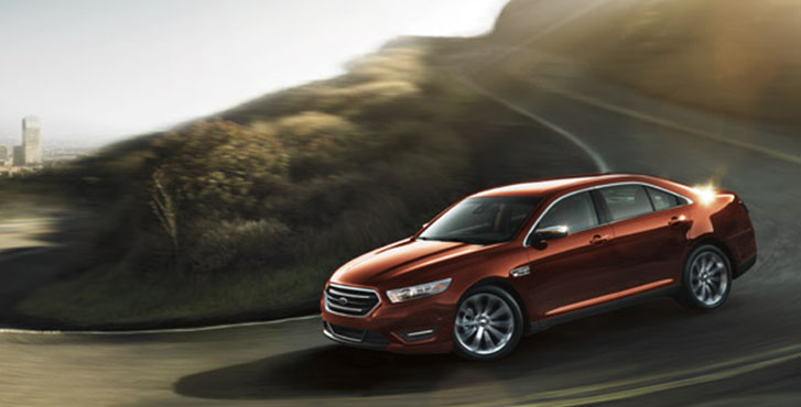 2016 Ford Taurus performance