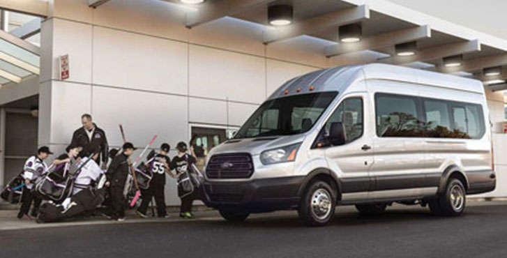 2016 Ford Transit Connect Commercial comfort