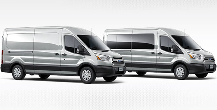 2016 Ford Transit Connect Commercial performance