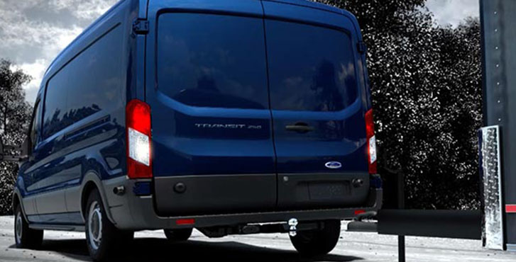 2016 Ford Transit Connect Commercial safety