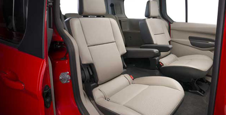 2016 Ford Transit Connect comfort