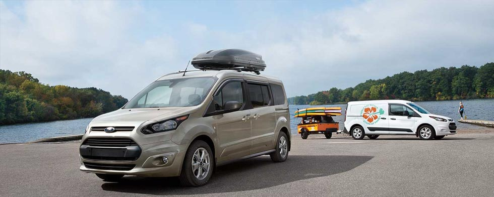 2016 Ford Transit Connect Main Img