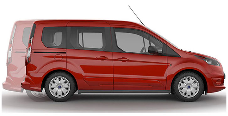 2016 Ford Transit Connect performance