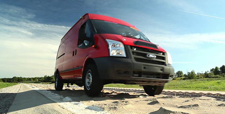 2016 Ford Transit performance