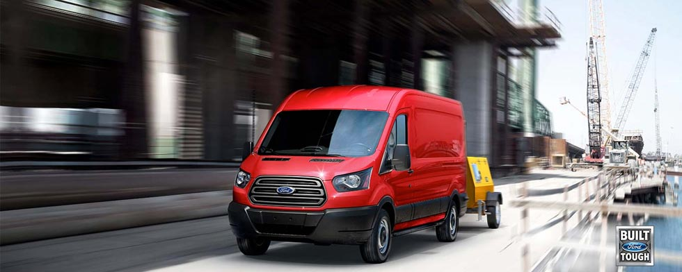 2016 Ford Transit Safety Main Img