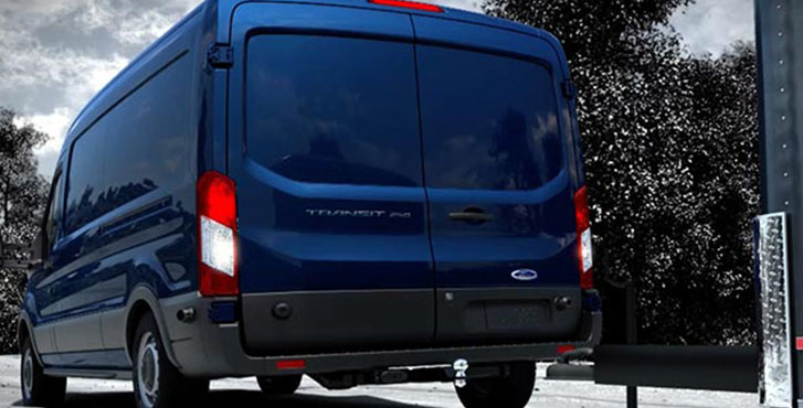 2016 Ford Transit safety