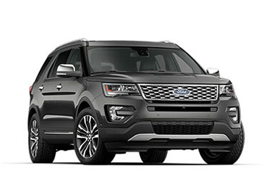 2017 Ford Explorer in Salt Lake City