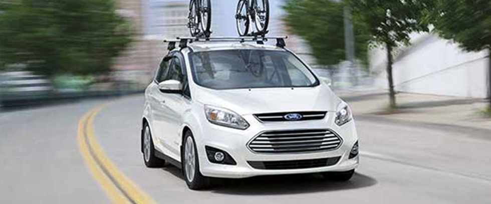 2017 Ford C-Max Appearance Main Img