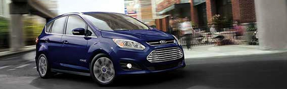 2017 Ford C-Max Safety Main Img